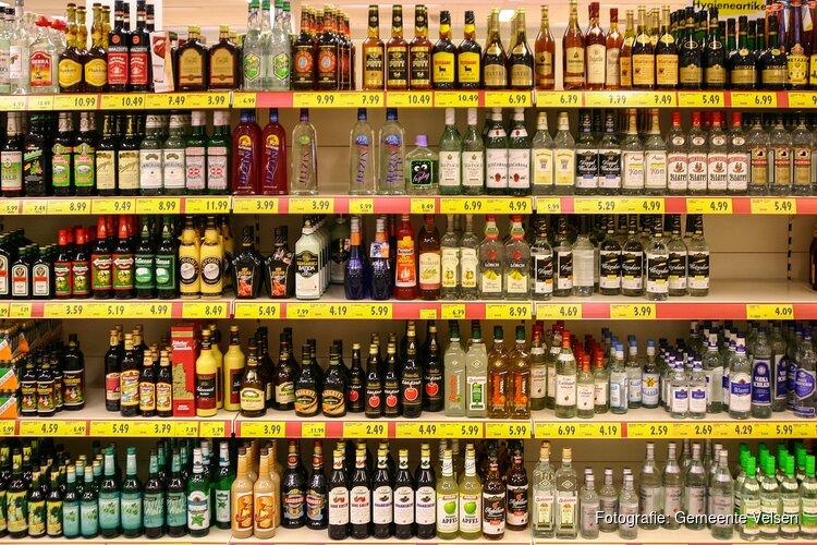 Mysteryshopper kan bij alle bezochte verkooppunten alcoholische drank kopen