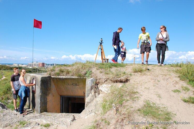 April en mei is het Bunkermaand bij het Bunker Museum IJmuiden
