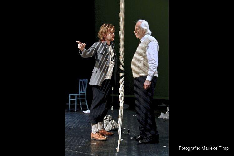 Jubileumstuk 'VOGEL' voor 85ste verjaardag steracteur Bram van der Vlugt