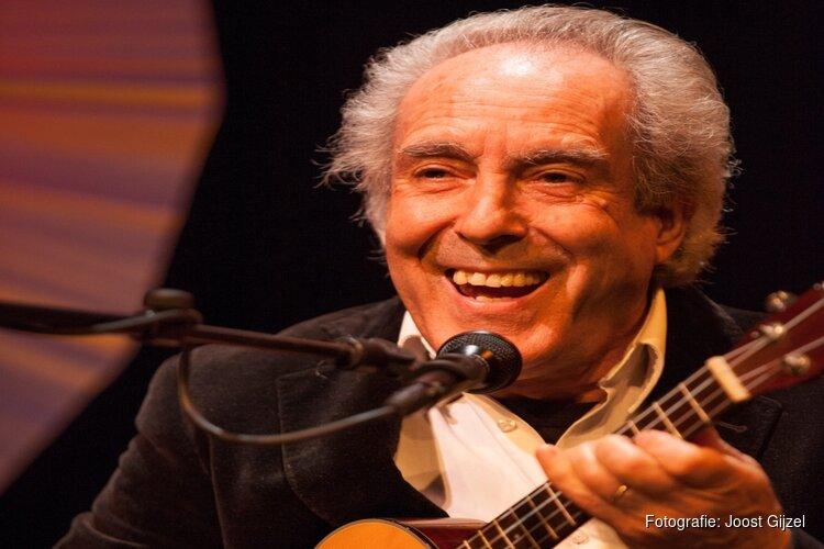Fadoprins Fernando Lameirinhas viert 75-ste verjaardag met jubileumconcert in Velsen