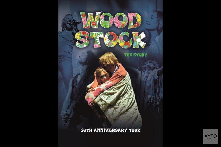 Woodstock – 50 jaar Peace, Love, Music  & Flowerpower