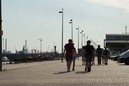 5e editie Vissenloop IJmuiden op 19 mei