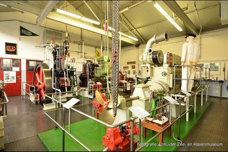 Motorendraaimiddag Zee- en Havenmuseum