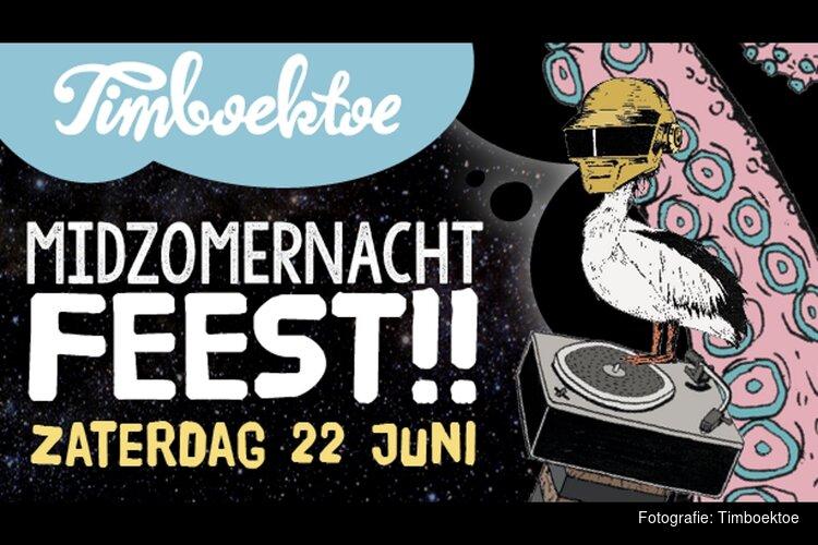 Timboektoe Midzomernachtfeest 2019!