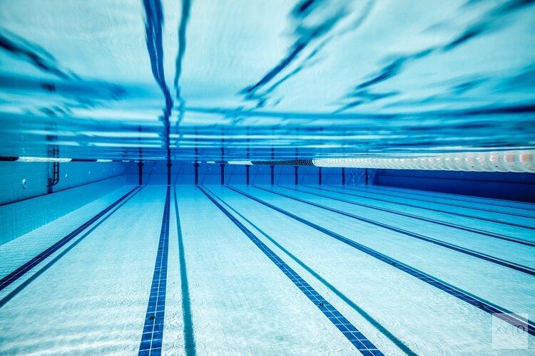 Programma Zwem4Daagse in zwembad De Heerenduinen