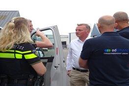 Actiedag met integrale controle bij opslaglocaties in havengebied IJmuiden