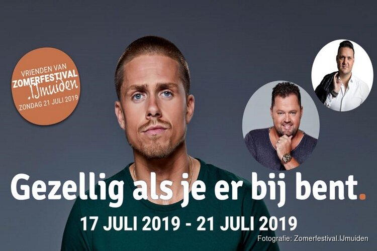 Kermis IJmuiden 17 t/m 21 juli