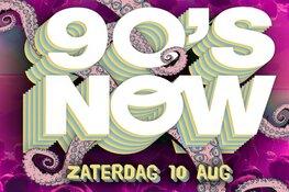 Groot feest der herkenning met 90's Now bij Timboektoe