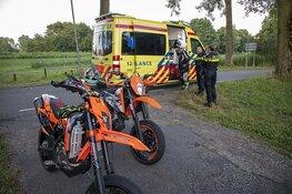 Motorrijder gewond na botsing met boom in Spaarnwoude
