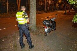 Snorscooterrijder gewond na ongeval in Santpoort-Zuid