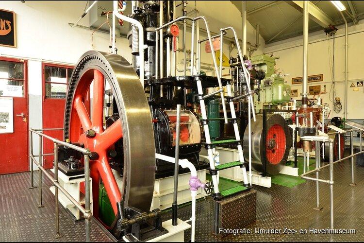 IJmuider Zee- en Havenmuseum - Motorendraaimiddag