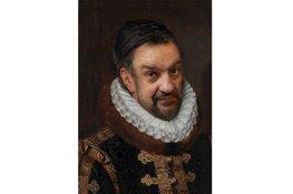 Historisch spektakelstuk 'Willem van Oranje' in Ruïne van Brederode