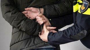 Man met drugs aangehouden