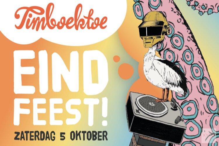 Timboektoe Eindfeest - zaterdag 5 oktober