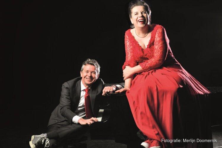 Operadiva Francis van Broekhuizen in humoristische zangshow