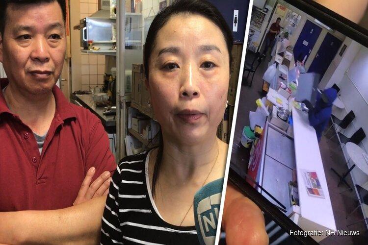 """Voor zevende (!) keer overvallen snackbar-echtpaar kan niet stoppen: """"Ons gezin moet eten"""""""
