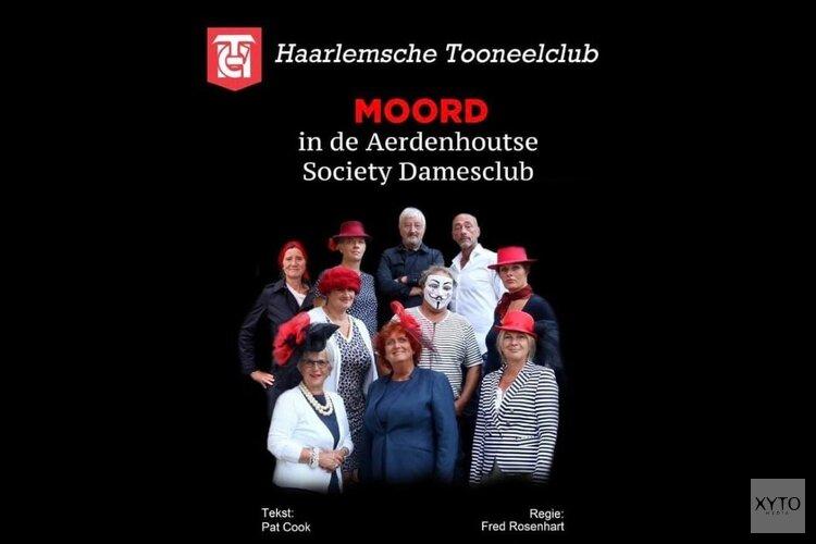 'Moord in de Aerdenhoutse Society Damesclub'