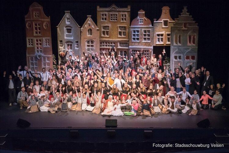 Stadsschouwburg een thuisbasis voor Velsens talent