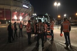 Bouwvakkers op weg naar protestdag in Den Haag: drukke ochtendspits Noord-Holland blijft uit