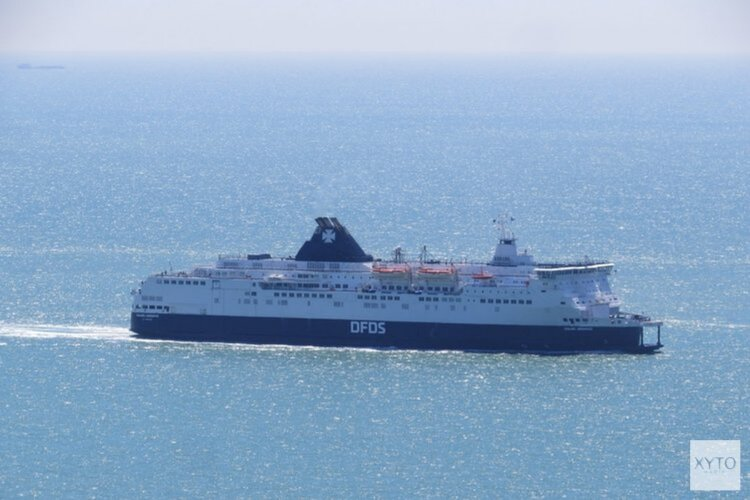 Deal afgeketst: voorlopig geen vervanging voor DFDS-ferry's King Seaways en Princess Seaways