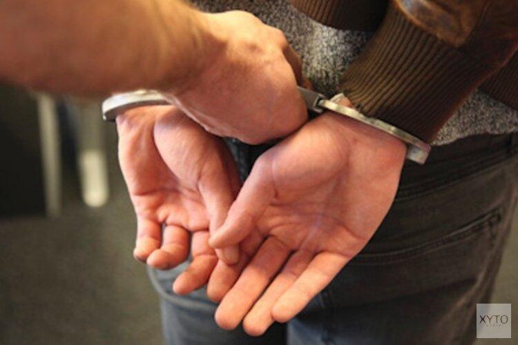 Man aangehouden voor auto- en woninginbraak