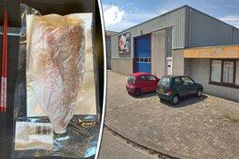 Honderden kilo's vis gestolen bij IJmuidens sushirestaurant