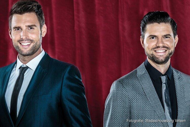 Nick & Simon komen naar Velsen met intieme kerstshow