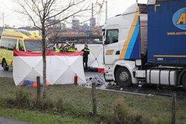 Ernstig ongeval IJmuiden