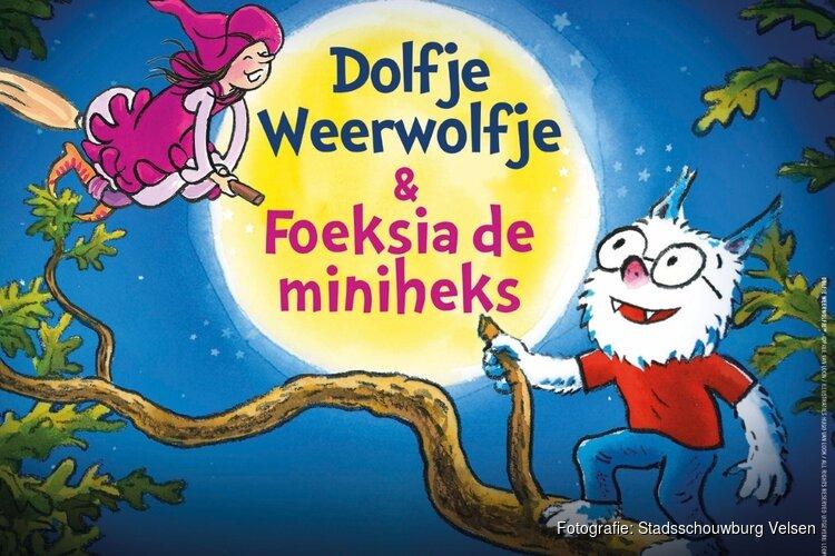 Dolfje Weerwolfje & Foeksia de miniheks in Stadsschouwburg Velsen