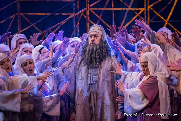 Verdi's spectaculaire opera Nabucco met slavenkoorlied 'Va' Pensiero'