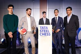 Tata Steel Chess Tournament 2020 geopend