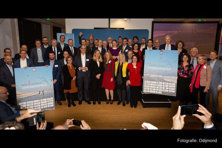 IJmondgemeenten ondertekenen landelijke Schone Lucht Akkoord