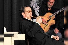 Professioneel cabaret ontmoet lokale maker in klap van de korenmolen