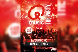 Q-Music The Party in Thalia
