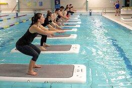 Floatfitt nu ook bij zwembad De Heerenduinen