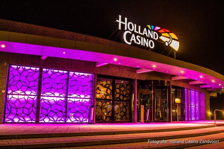 Agenda februari Holland Casino Zandvoort