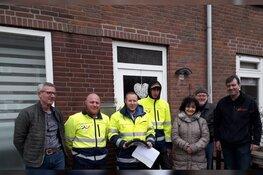 Bewonerskern biedt 500 huurders duurzame buitenlamp aan