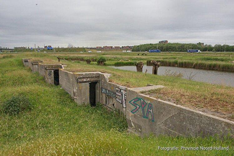 Provincie brengt landschap en Stelling van Amsterdam tussen A8 en A9 in beeld