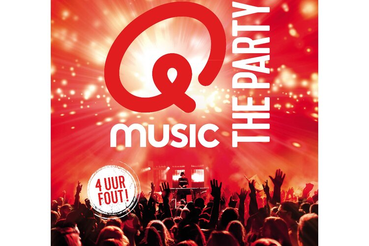 Q-Music The Party in Thalia op 7 maart