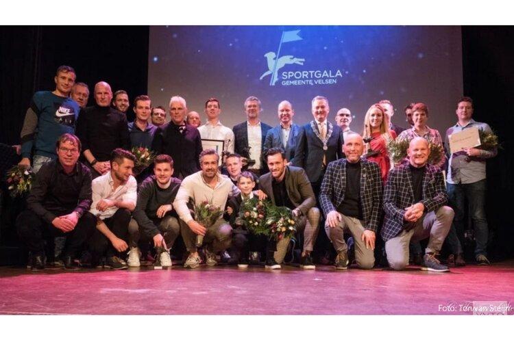 Sportprijzen 2019 uitgereikt tijdens Sportgala Velsen