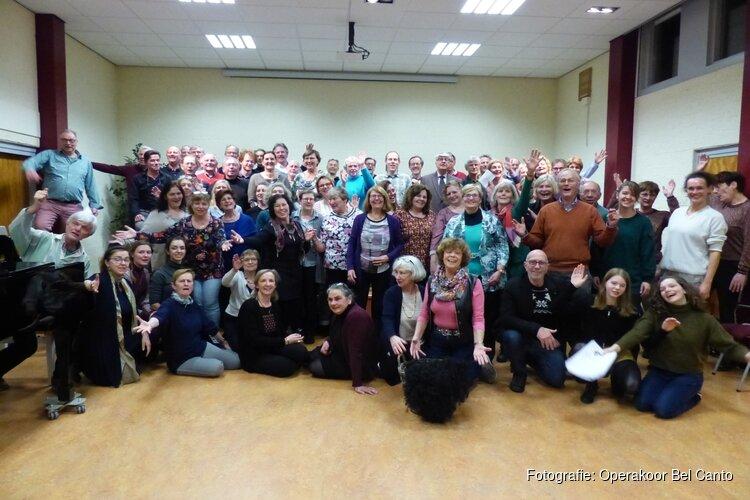 Opera Turandot met giga koor Bel Canto