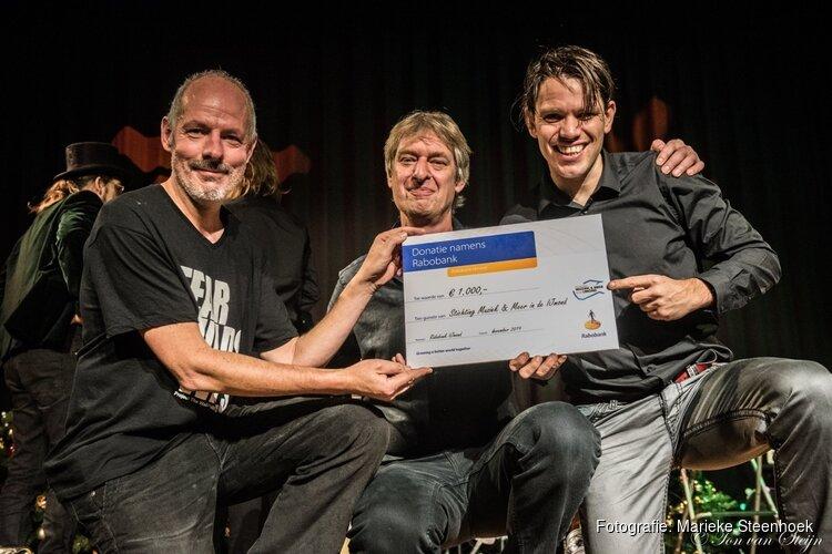 Muziek & Meer in de IJmond tekent akte van oprichting