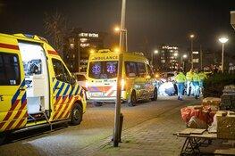 Twee gewonden bij botsing tussen scooters in Velserbroek