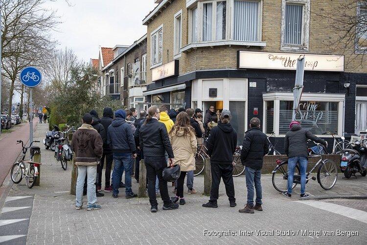 Coffeeshops weer open, alleen verkoop via afhaalloket